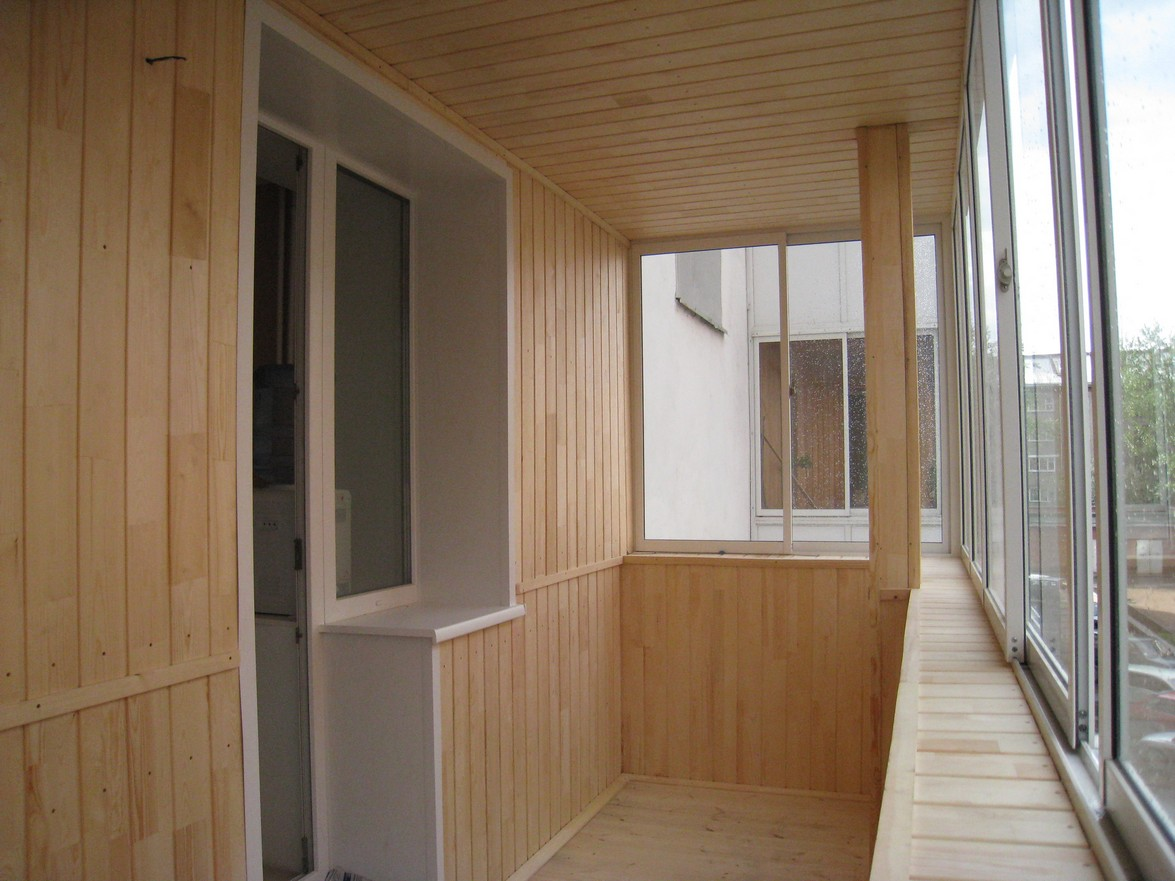 Обшивка и утепление лоджий и балконов в уфе, орел.