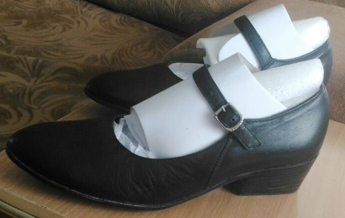 Танцевальные туфли ручной работы