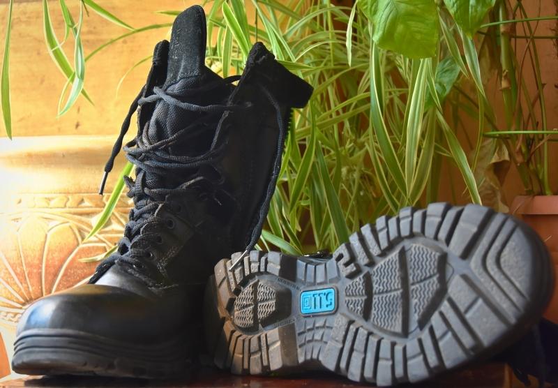 Ботинки сапоги тактические 5.11 Tactical EVO 8